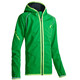 Cube Softshell Jakke Junior green'n'neon yellow
